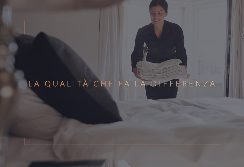 la qualita che fa la differenza